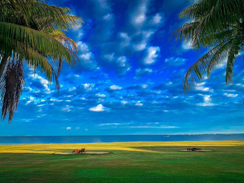 hilton fiji beach