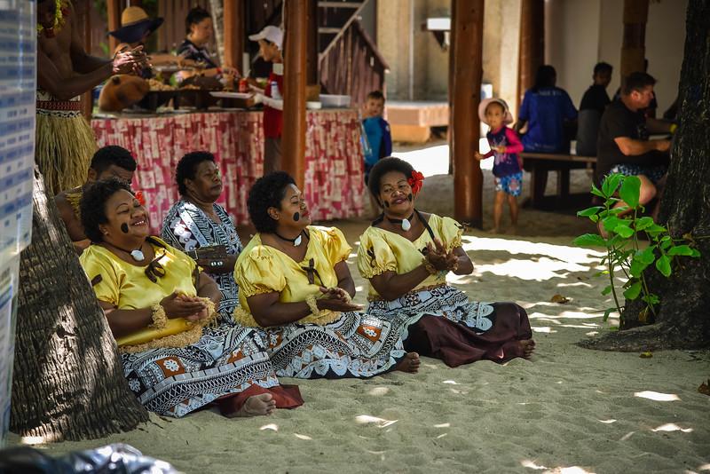 south sea island fiji culture