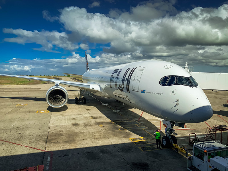 fiji airways nadi international airport