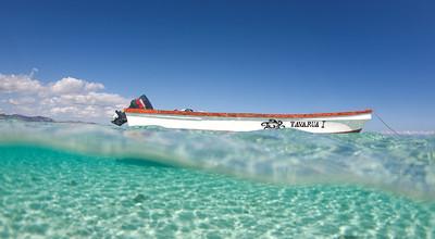 Tavi Boat Sandbar