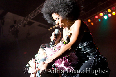 File Photos  © 2009 Nona Hendryx with Labelle