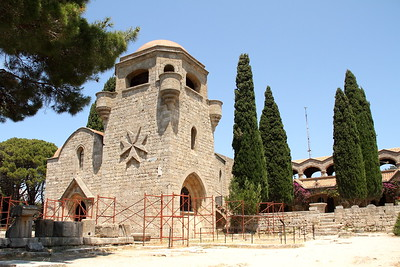Church of Our Lady of Filerimos.