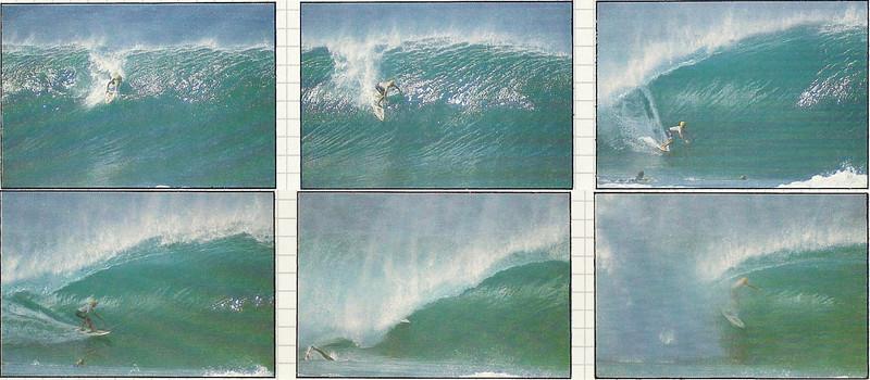 Pipeline Masters watershots -1988/89 Winter