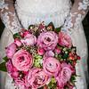 Flower arrangment Kenan Wedding Chapel Landfall