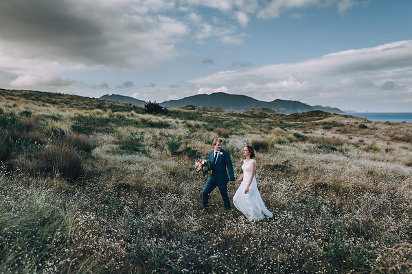 Northland Wedding Photography Ocean Beach