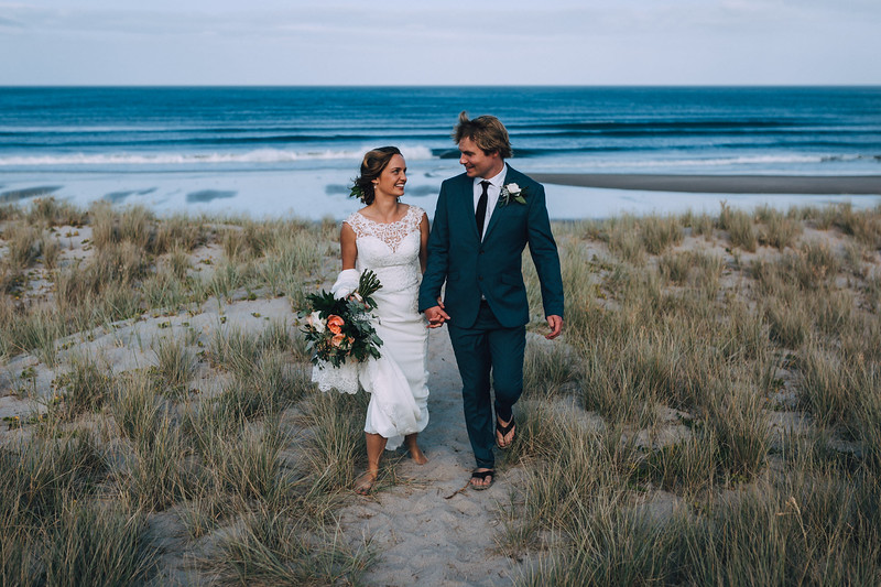 Northland Wedding Sand Dune