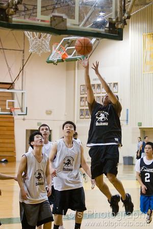 Intramurals Basketball