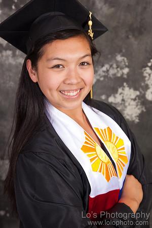 P-Grad Portraits 2011