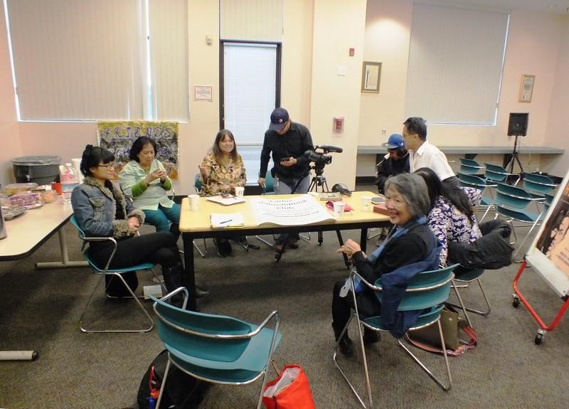 Carlos Bulonsan Book Club meeint prior to KDP Book Launch