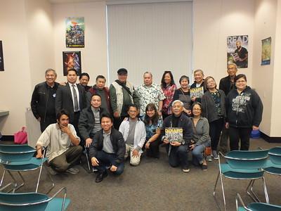 Quiapo Book Launch w/ Rick Rocamura