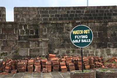 A to niespodzianka w centrum miasta na zabytkowej fortecy
