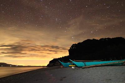 White beach nocÄ…