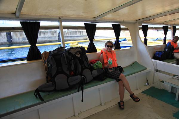 W drodze na wyspÄ™ Mindoro