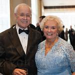 Hugh Schwab and 2013 Chair Barbara Hood.