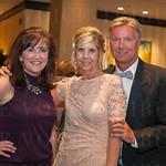 Dana MacNeal and Brenda and John Boel.