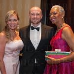 Jennifer Morgan, Gary Stinson and Marita Willis.