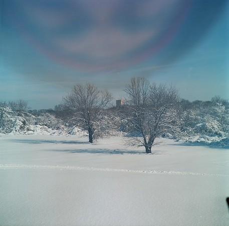 20140205 Snow Day - Yashica 635-1 - Portra 200 - Sekonik