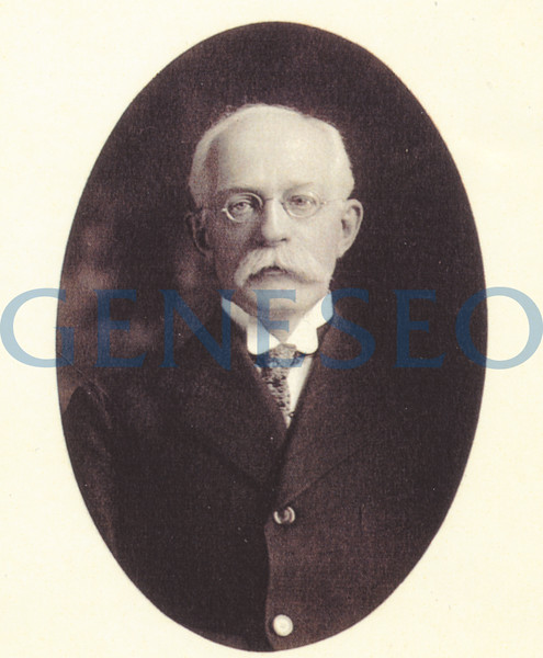 1903–05 First Interim Leader<br /> John Milne took leave of his position as principal for health issues in the summer of 1903. Hubert J. Schmitz was appointed acting principal several months later. Schmitz, a Berlin University graduate, was hired in November 1881 to head the science department. When Schmitz assumed the position of principal, he was concurrently appointed to serve as the school's vice principal.