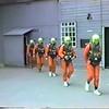 Charity parachute jump fo NABS