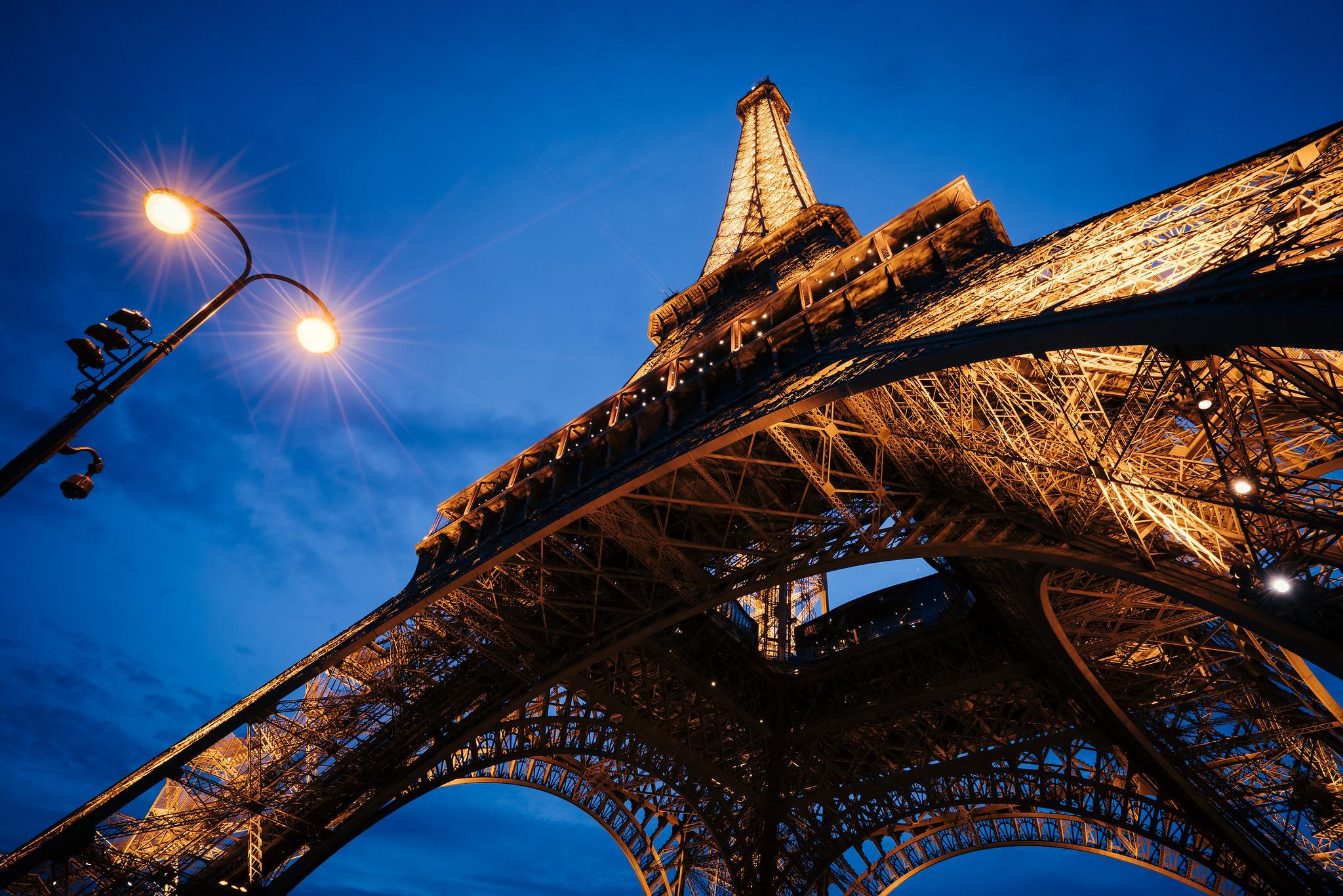 Summer Nights in Paris