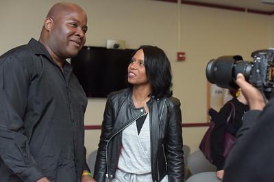 Actress Char Newell Omar Ralharazim Emeka Mbadiwe