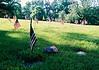 Fallen Comrade<br /> <br /> Spring Grove Cemetery<br /> Color Film