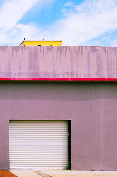 Purple Garage