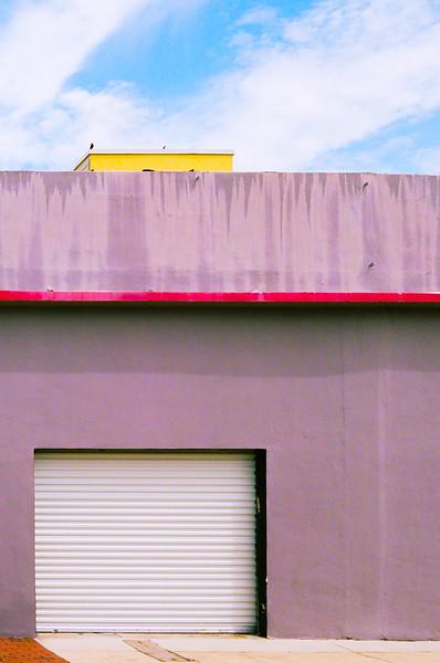 Purple Garage