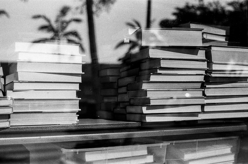 Reflecting on Books