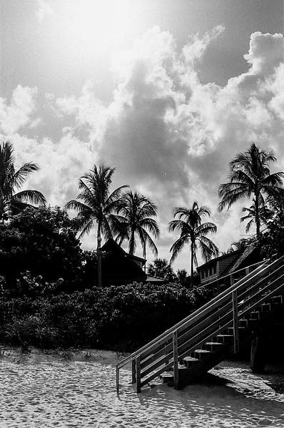 Sunburst Stairway