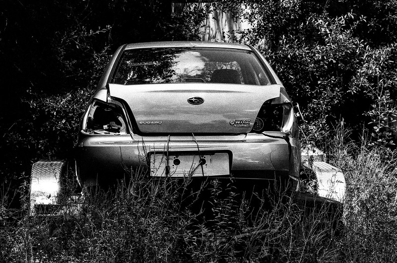 Somber Subaru