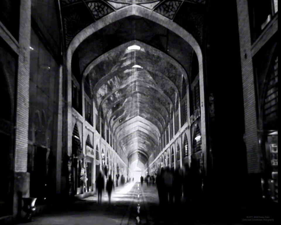 Isfahan Bazar Time Warp