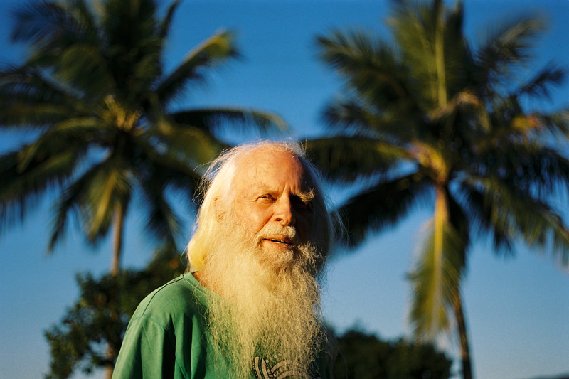 Dave Glasheen, the Robinson Crusoe of Restoration Island