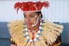 Jillibb Waia from the Saibai Island Dancers, at the Cairns Indigenous Art Fair 2019