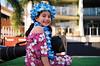 Islander girl at Cairns Festival 2018