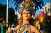 Brazilian Samba dancer at the Cairns Festival 2018