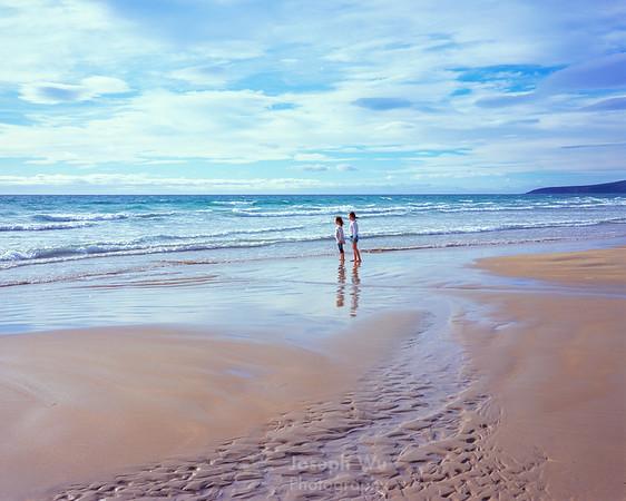 By the Tasman Sea