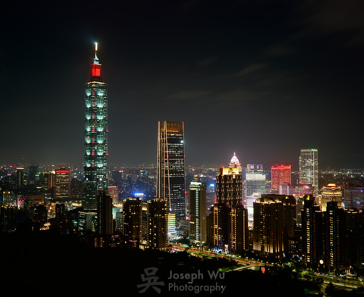 Taipei Nightscape II