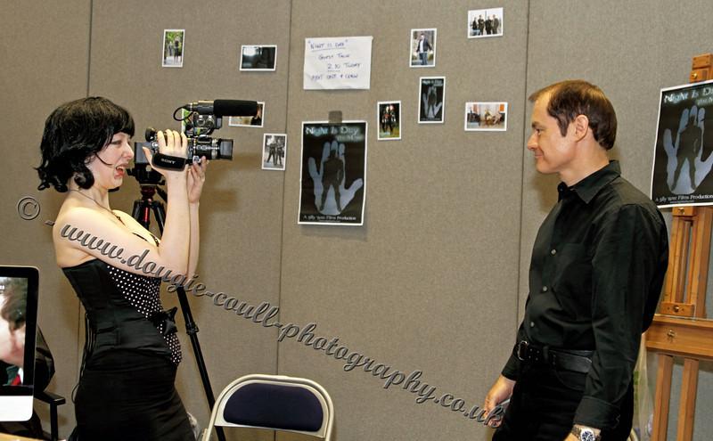 Bethany Filming Tam