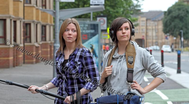 Lindsay and Gillian - (Sound)