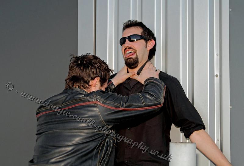 Chris (Jason) - Mark (Frank)