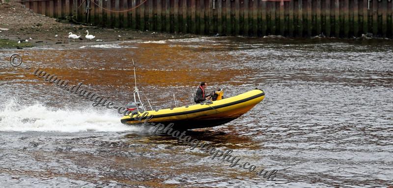 Filming Rule #3 - No Noisy Speedboats