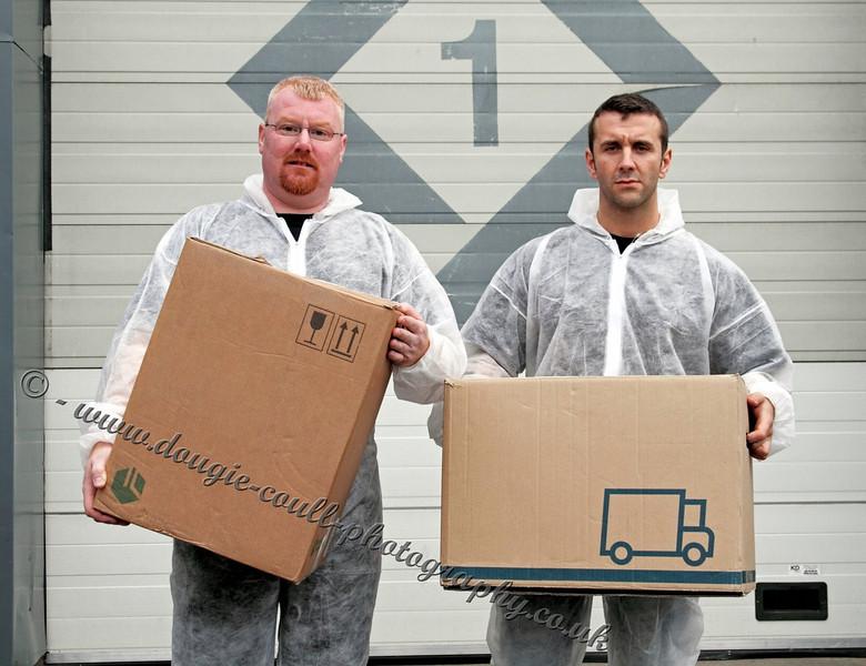 Warehouse Workes (John & Sean)