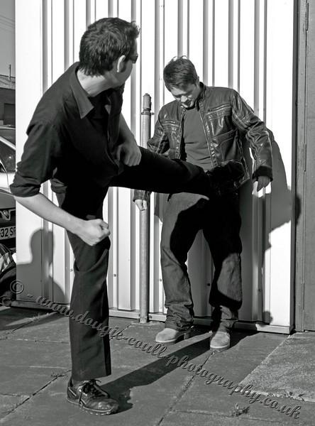 Mark & Chris - Fight Scene