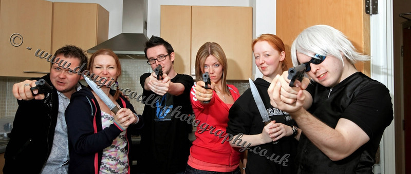 Young Guns (and Knives)
