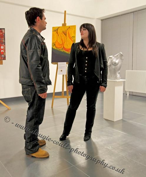 Chris (Jason) & Nicki (Vampire)
