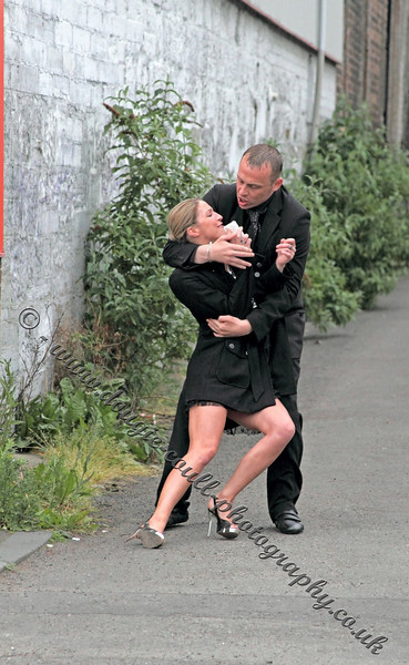 Assault Scene with Ilaria Nardini and Kevin McIntyre