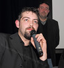 Mark Harvey at the Q & A Session of NiD Premiere - 22 February 2012