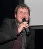 Gavin Orr at the Q & A Session of NiD Premiere - 22 February 2012