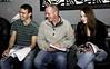 Steven, John, & Clare - play -  DCI Iain Mullan, Superintendent Charles Sloan, & Inspector Rebecca Munro